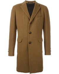 Tagliatore Single Breasted Coat