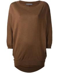 Loose fit knit jumper medium 1201463