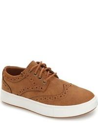 Steve Madden Boys Gamee Wingtip Sneaker