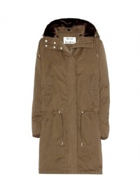 Brown Parka