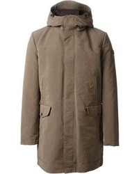 Peuterey Hooded Padded Parka
