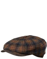 Plaid hatteras cap medium 27523