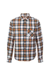 Aztech Mountain Checked Shirt