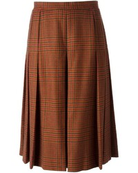 f53ac59e04 Brown Midi Skirts for Women | Women's Fashion | Lookastic UK