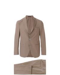 The Gigi Plaid Degas Two Piece Suit