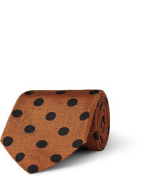 Mp di massimo polka dot silk tie medium 5103