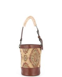 Muller Of Yoshiokubo Bodovan Bucket Tote Bag