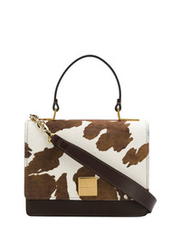 Casadei Animal Print Tote Bag