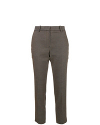 Theory Printed Slim Fit Trousers