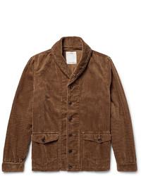 Kobuk shawl collar cotton blend corduroy jacket medium 826311
