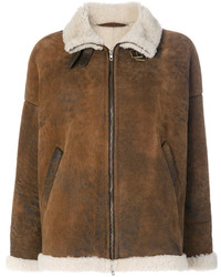 Salvatore Santoro Classic Shearling Jacket