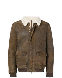 S.W.O.R.D 6.6.44 Shearling Collar Jacket