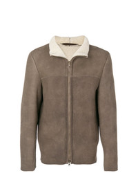Salvatore Santoro Shearling Jacket