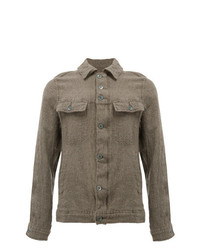 Undercover Buttoned Fitted Jacket