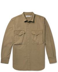 Nonnative Hunter Cotton Ripstop Overshirt