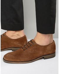 Selected Homme Bolton Perforated Shoes