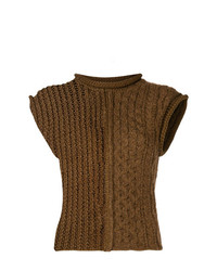 Chloé Multi Knit Sweater Vest