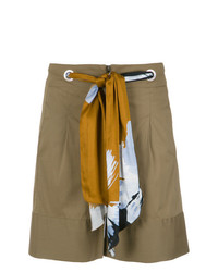 Alcaçuz Drawstring Shorts