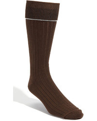 Nordstrom Shop Over The Calf Cotton Blend Socks