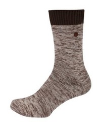Birkenstock Socks Brown