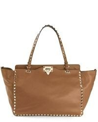 Medium rockstud trapeze tote medium 83526