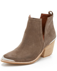 Cromwell suede booties medium 625095