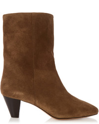 Dyna suede ankle boots medium 1127273