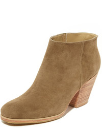 Mars suede booties medium 953202