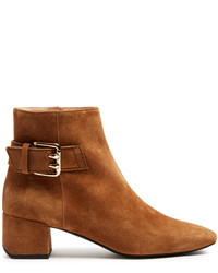 Suede ankle boots medium 1148633