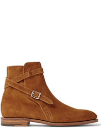 Abbott suede jodhpur boots medium 700863