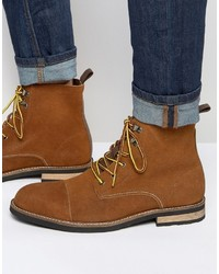 Banrock suede laceup boots medium 808436