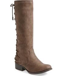 Steve Madden Girls Jcoal Western Boot