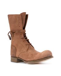 C Diem 7 Hole Lace Up Boots