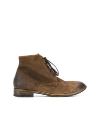 The Last Conspiracy Distressed Ankle Boots