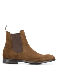 Green George Chelsea Boots