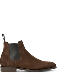 Lawry suede chelsea boots medium 579193