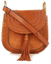 Chloé Chlo Hudson Small Suede Shoulder Bag