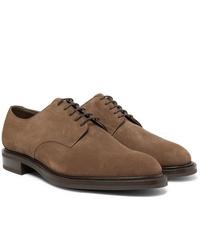 Edward Green Windermere Suede Derby Shoes