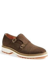 1901 albany double monk strap shoe medium 337685