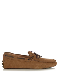 Laccetto suede driving shoes medium 1156342