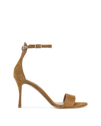 Tabitha Simmons Ankle Chain Sandals