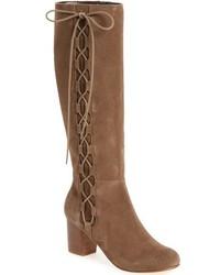Arabella knee high lace up boot medium 963284