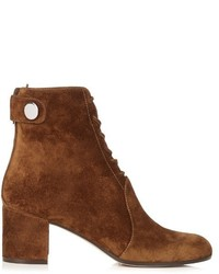 Finlay lace up suede ankle boots medium 721467