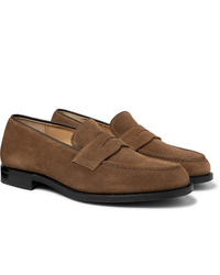 Church's Netton Suede Loafers