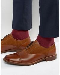 Aldo Brilaniel Suede Leather Oxford Shoes