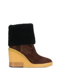 Tod's Platform Snow Boots