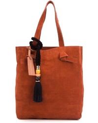 Jewels tassel detail tote bag medium 803494