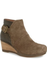 Shirley wedge bootie medium 792909