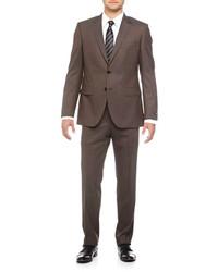 Brown suit original 9757495
