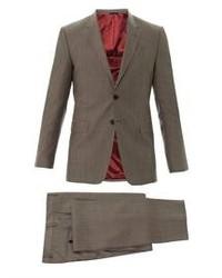 PAUL SMITH LONDON Byard Single Breasted Wool Suit